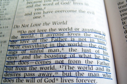 Love of World
