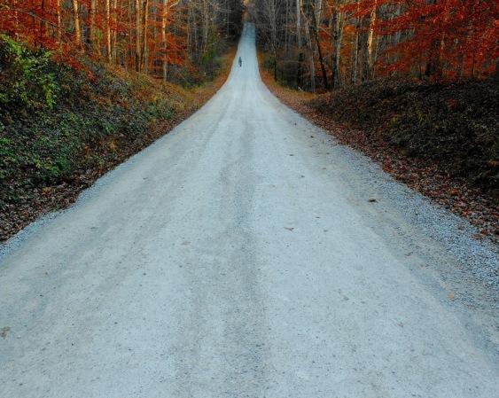 Straight Road 1