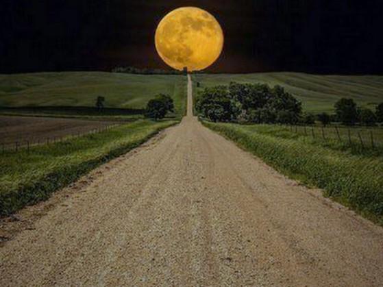 Straight road 2