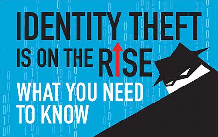Identity Theft Rise