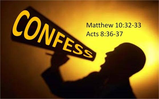 Confess Christ