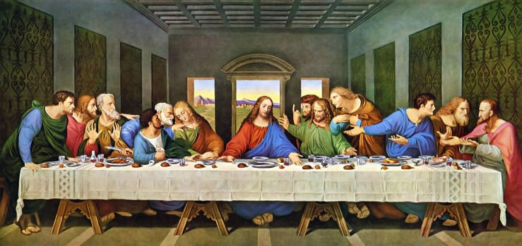 The-Last-Supper-Restored-Da-Vinci