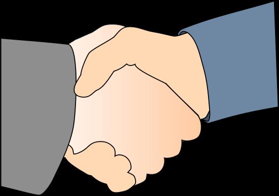 handshake-clipart