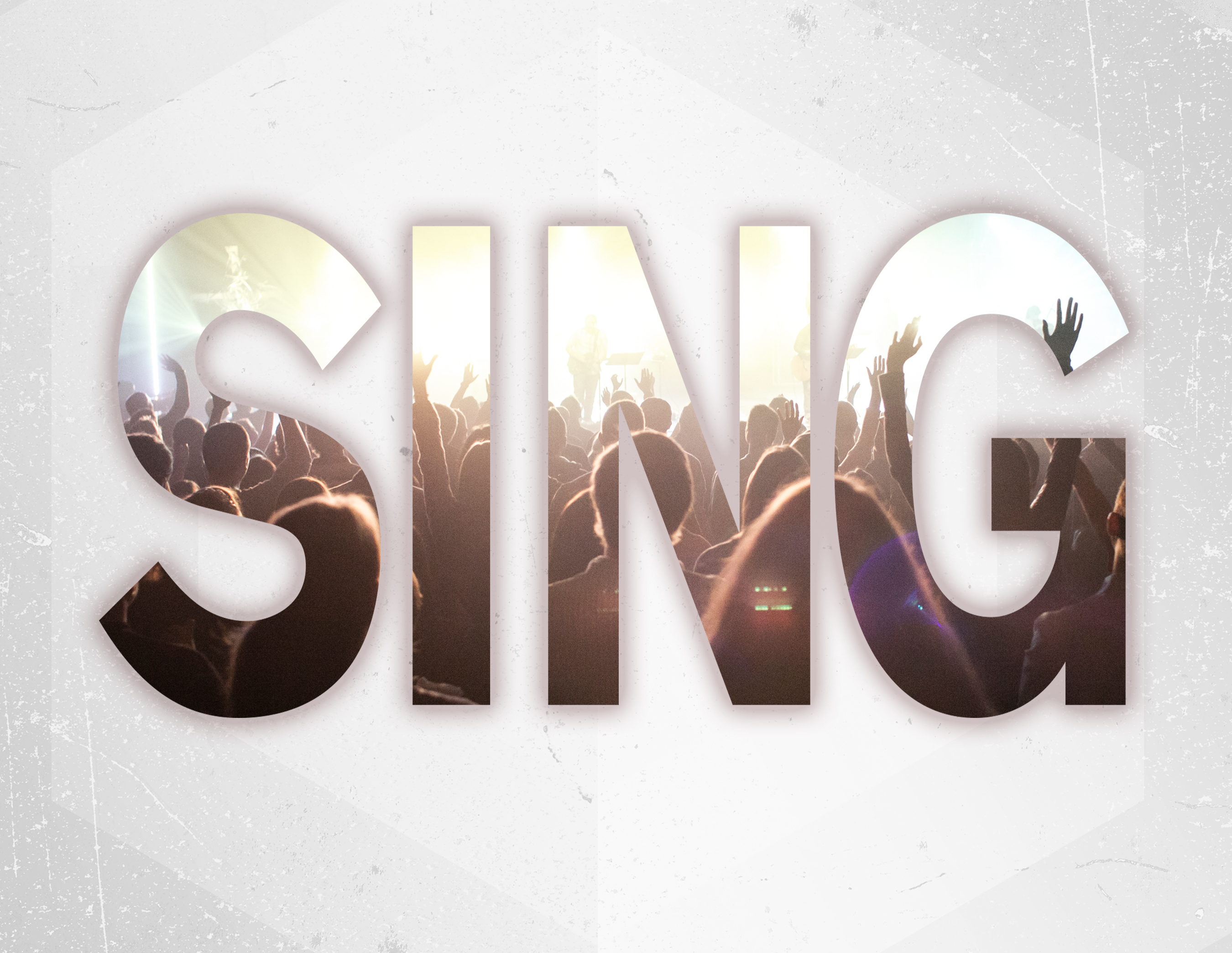 THE SINGING IN THE WORSHIP – Preach the Word